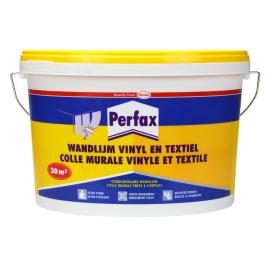 Colle murale pour vinyle et textile 5 kg PERFAX