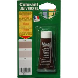 Colorant universel pour peinture Ombre Calcinée 0,025 L RICHARD