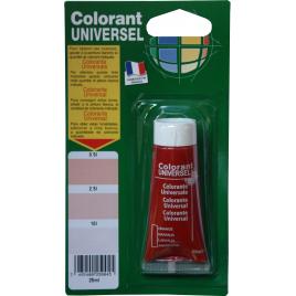 Colorant universel pour peinture Orange 0,025 L RICHARD