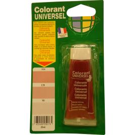 Colorant universel pour peinture Oxyde Rouge 0,025 L RICHARD