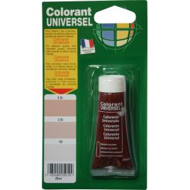 Colorant universel pour peinture Sienne Calcinée 0,025 L RICHARD