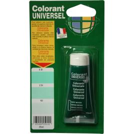 Colorant universel pour peinture Vert Moyen 0,025 L RICHARD