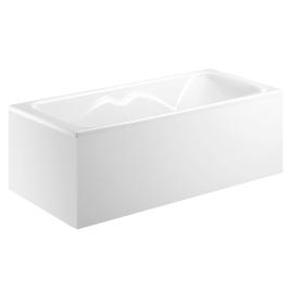 Tablier d'angle de baignoire Fix Alu 170 x 75 cm ALLIBERT