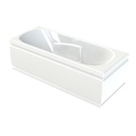 Tablier de baignoire latéral Clip's 80 cm ALLIBERT