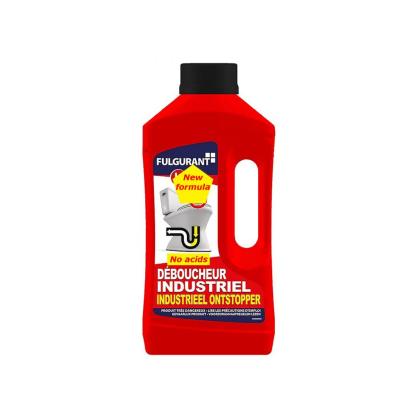 Déboucheur industriel acide sulfurique 1L