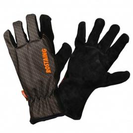 Paire de gants Solido en cuir taille 8 ROSTAING