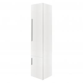 Colonne de salle de bain droite Style blanche 40 x 170 x 35 cm