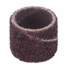 Bande de ponçage grain 60 Ø 13 mm 6 pièces DREMEL