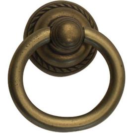 Anneau zamac bronze 35 mm