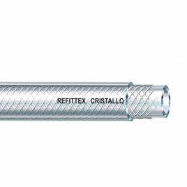 Tuyau Cristallin renforcé Ø 6 x 12 mm 5 m SCALA PLASTICS