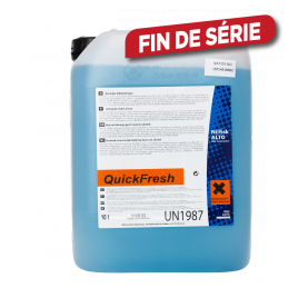 Détergent Quick Fresh pour nettoyeur haute pression 10 L NILFISK