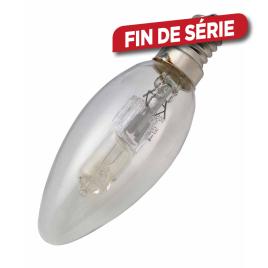 Ampoule halogène Flamme E14 28 W 4 + 1 gartuite PROLIGHT