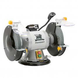 Touret à meuler EnergyGrind-200P 200 x 200 mm 450 W PEUGEOT