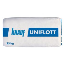 Plâtre de jointoiement Uniflott 25 kg KNAUF
