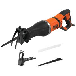 Scie sabre électrique BES301-QS 750 W BLACK+DECKER