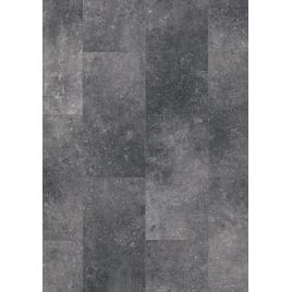 Sol en vinyle Viskan pro calcaire gris foncé 1,85 m² PERGO
