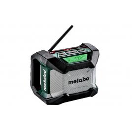 Radio de chantier sur batterie R 12-18 BT 12 - 18 V METABO