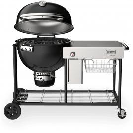 Barbecue au charbon Summit Kamado Center WEBER