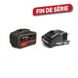 Batterie Lithium-Ion 4 Ah avec chargeur CONSTRUCTOR