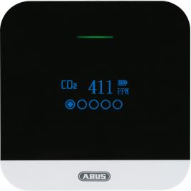 Détecteur de CO2 AirSecure ABUS