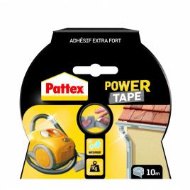 Adhésif de réparation Power Tape Argent 10 m x 50 mm PATTEX