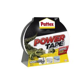 Adhésif de réparation Power Tape blanc 25 m x 50 mm PATTEX