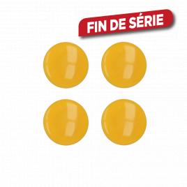 Magnet aimanté 4 pièces