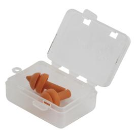 Bouchon de protection auditive réutilisable 20 dB 2 pièces WOLFCRAFT