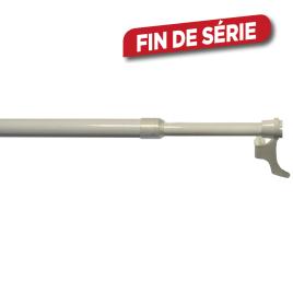 Kit de tringle rideau for Barre rideau fenetre pvc
