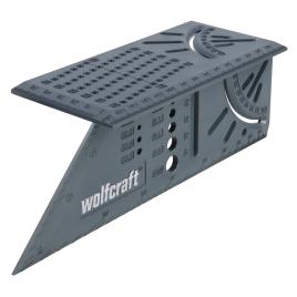 Equerre 3D pour coupes en biais WOLFCRAFT