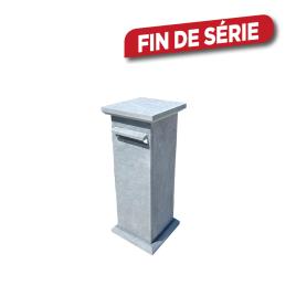 Boîte aux lettres en pierre bleue MARVELSTONE
