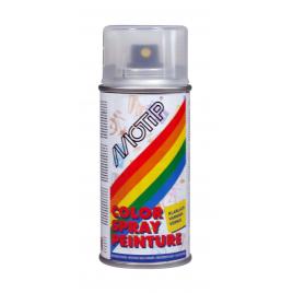 Vernis Transparent En Spray Deco Paint MOTIP   Brillant   0,15 L
