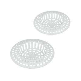 Filtre pour évier en plastique 2 pièces