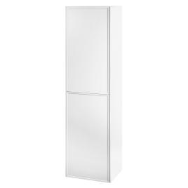 Colonne de salle de bain Finn blanche brillante 40 x 156 x 35 cm ALLIBERT