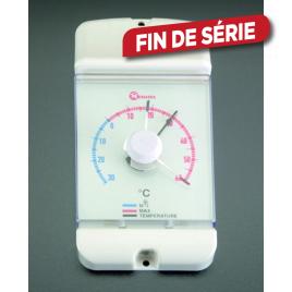 Thermomètre minima maxima Metaltex