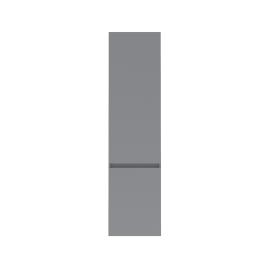 Colonne de salle de bain Lunik grise mate 40 x 156 x 35 cm ALLIBERT