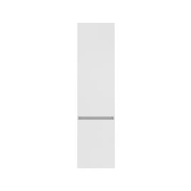 Colonne de salle de bain Lunik blanche brillante 40 x 156 x 35 cm ALLIBERT