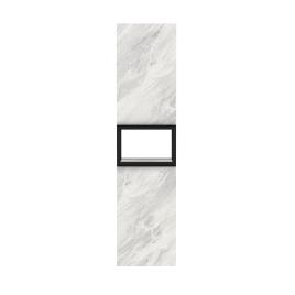 Colonne de salle de bain Fabrika marbre 35 x 143 x 35 cm ALLIBERT