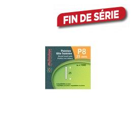 Pointe p8 25 mm MR BRICOLAGE