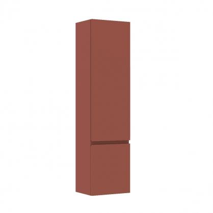 Colonne de salle de bain Verso terracotta mate 40 x 30,5 x 156 cm ALLIBERT