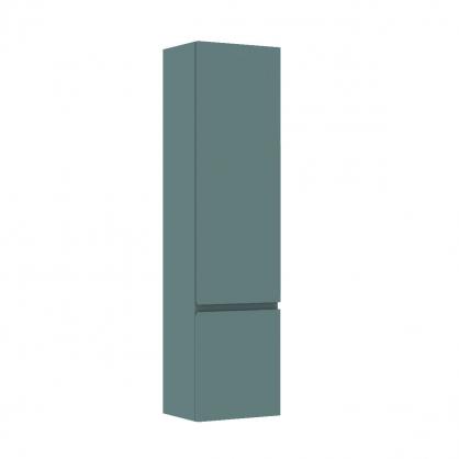 Colonne de salle de bain Verso verte mate 40 x 30,5 x 156 cm ALLIBERT