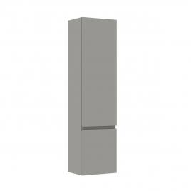Colonne de salle de bain Verso grise mate 40 x 30,5 x 156 cm ALLIBERT