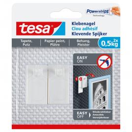 Clou adhésif pour papier peint et plâtre 0,5 kg TESA