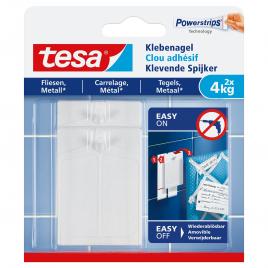 Clou adhésif pour carrelage et métal 4 kg TESA