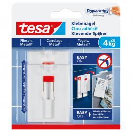 Clou adhésif ajustable pour carrelage et métal 4 kg TESA