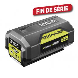 Batterie Lithium-Ion MaxPower 36 V 5 Ah RYOBI