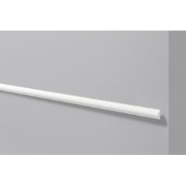 Cimaise décorative en polymère extra dur en longueur de +/ 2 m - réf. CO2.