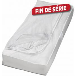 Housse rangement transparente pour couvertures ORDINETT