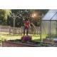 Accessoire nettoyeur haute pression multi brosse rotative pour auto et jardin NILFISK