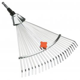 Tête de balai à gazon réglable Combisystem 30 - 50 cm GARDENA